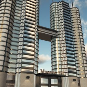 High Rise Commercial Condos
